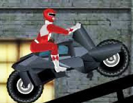 Power Rangers Hero Racing Game